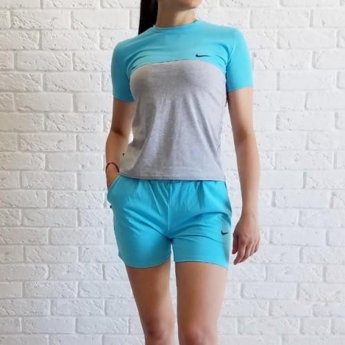 Комплект Nike футболка и шорты