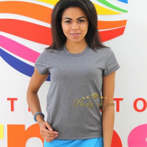 Спортивная футболка большие размеры (батал)