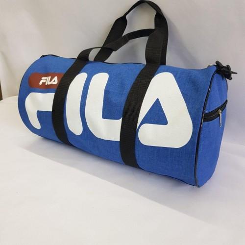 Спортивная сумка-бочка