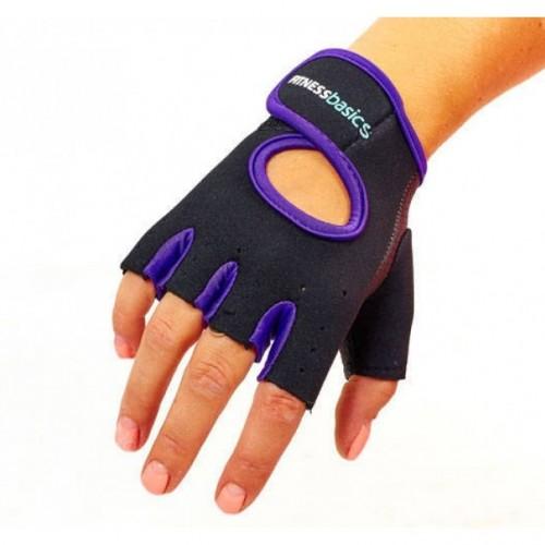 Спортивные перчатки fitnessbasiks