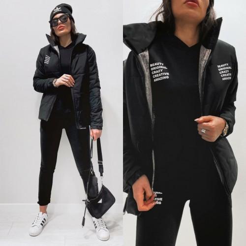Комплект тройка: куртка и костюм