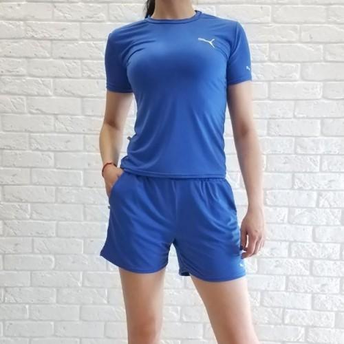 Комплект Puma футболка и шорты