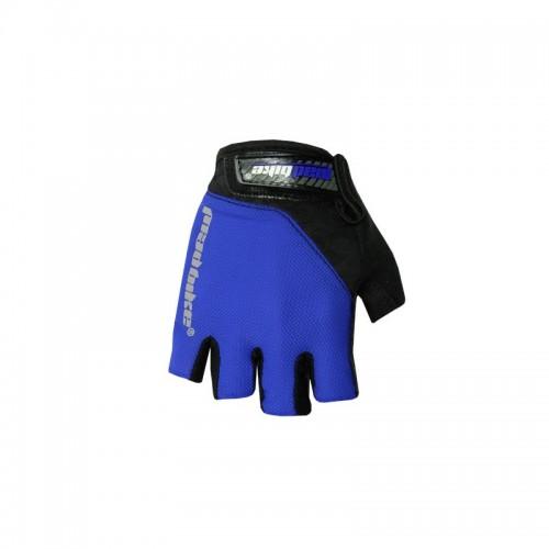 Прорезиненные спортивные перчатки madbike sk 06