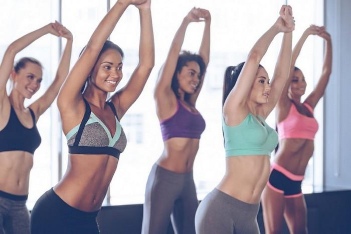 Магазин спортивной женской одежды